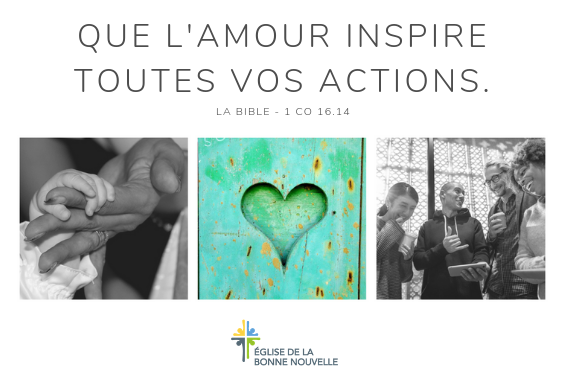 amour actions bible